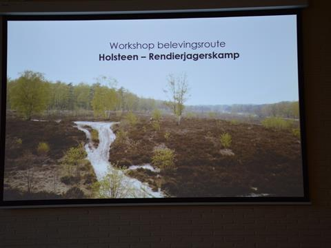 Workshop 1: Belevingsroute Rendierjagerspad